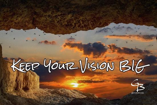 Vision, Big, Focus